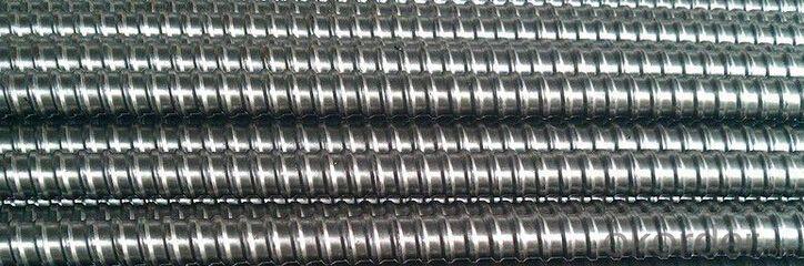 formwork tie rod steel