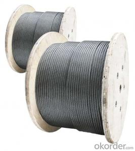 Swaged Steel Wire Rope