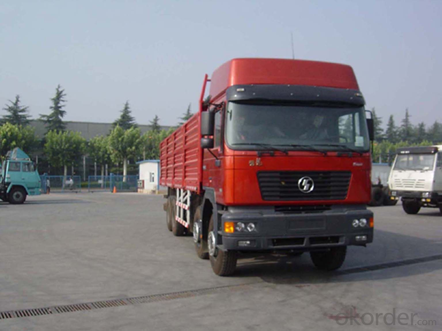SHACMAN F2000 8X4 336HP 30 TONS LORRY TRUCK(CARGO TRUCK)