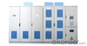 Medium Voltage Drive VFD 450KW 4.16KV HIVERT-Y 04/077