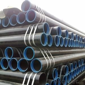 ERW STEEL PIPE API 5L/ASTM A53/ASTM A106