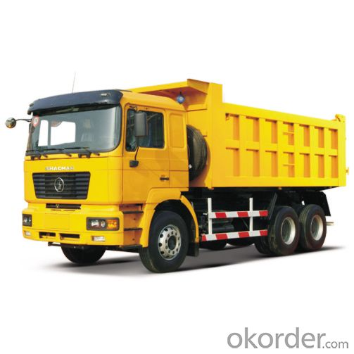 SHACMAN F2000 6X4 20 TONS 280HP DUMP TRUCK(TIPPER)