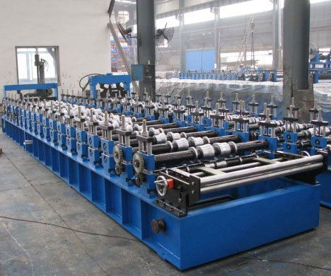 shelf  column production equipment