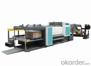 CHM Model High Speed Rotary Cutting Machine