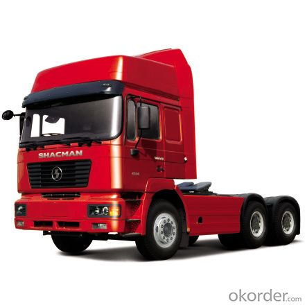 SHACMAN F2000 50 TONS 6X4 TRACTOR TRUCK(PRIME MOVER)