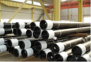 Seamless Steel Pipe for Oil Casing Tube factory