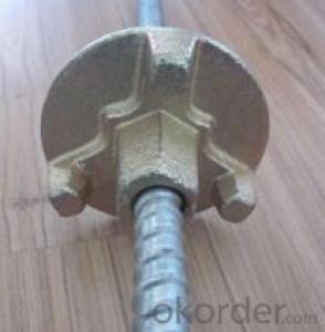 formwork steel tie rod
