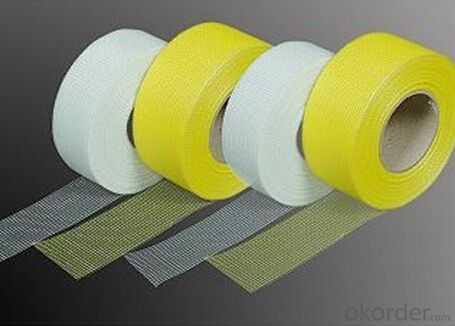 Self-Adhesive Fiberglass Joint Tape-60g