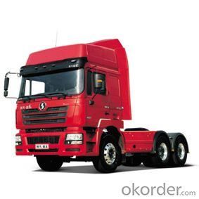 SHACMAN F3000 6X4 40TONS  345HP TRACTOR TRUCK(PRIME MOVER)