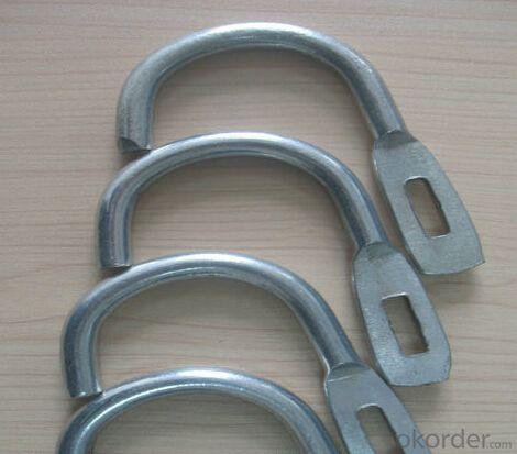 Formwork pipe hook steel