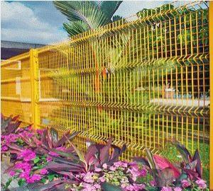 Decorative Garden Fencing High Quality
