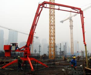 HGY17 Placing Boom