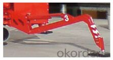Self-propelled aerial working platform PSS230A