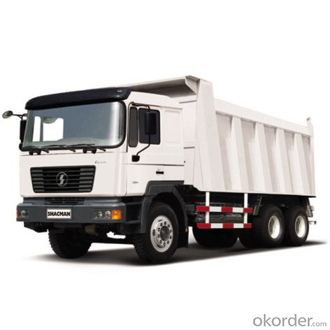 SHACMAN F2000 6X4 20 TONS 420HP DUMP TRUCK(TIPPER)