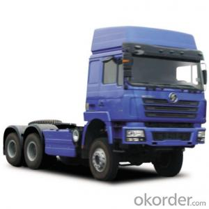 SHACMAN F3000 40 TONS 6X4 TRACTOR TRUCK(PRIME MOVER) SX4257NT324