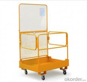 Forklift manned platforms-NK30