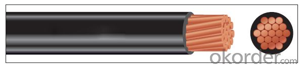 Single Core PVC Wire 0.6/1kV as per AS/NZS 5000.1