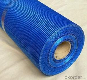 Fiberglass Mesh Cloth, 160gr/m2, 4mm*4mm