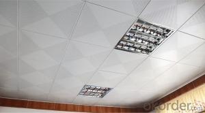 High Quality Clip in Aluminum Ceiling