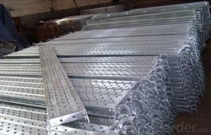 Ring lock cuplock  scaffolding plank