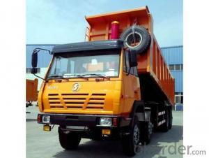 STEYR 8×4 Dump Truck