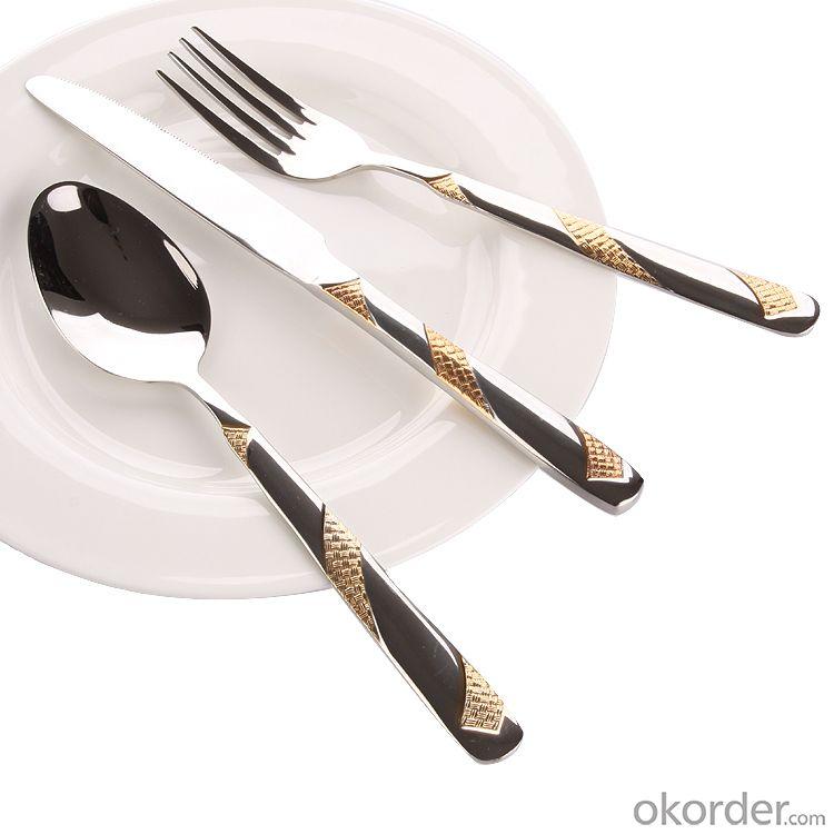 stainless steel cutlery premium