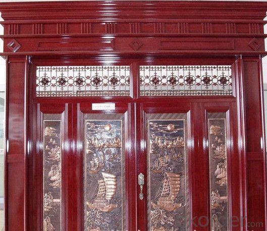 aluminium doors and widows in China