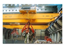 QZ Type Overhead Crane with Grab
