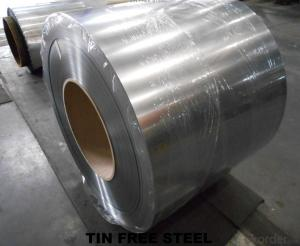 tin free steel sheet