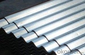 S280GD Corrugated Steel Sheet