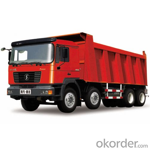 SHACMAN F2000 30 TONS 8X4 375HP DUMP TRUCK(TIPPER)