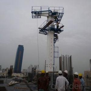 Elevator Climbing HGY28 Concrete Placing Boom