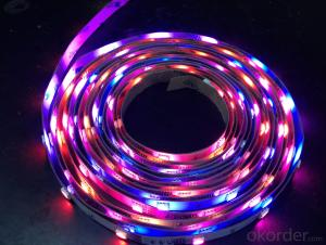 RGB Color Led strip waterproof