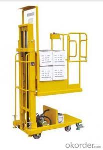 Aerial Work Platform--MHP