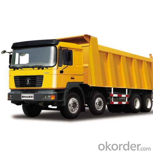 SHACMAN F2000 30 TONS 8X4 380HP DUMP TRUCK(TIPPER)