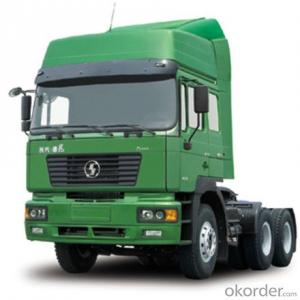 SHACMAN F2000 40 TONS 6X4 375HP TRACTOR TRUCK(PRIME MOVER)