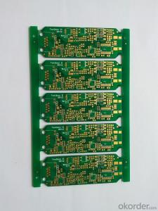 pcb antenna customize pcba single sided pcb design