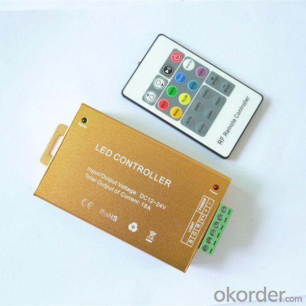 Aluminum RF 20 Keys RGB controller
