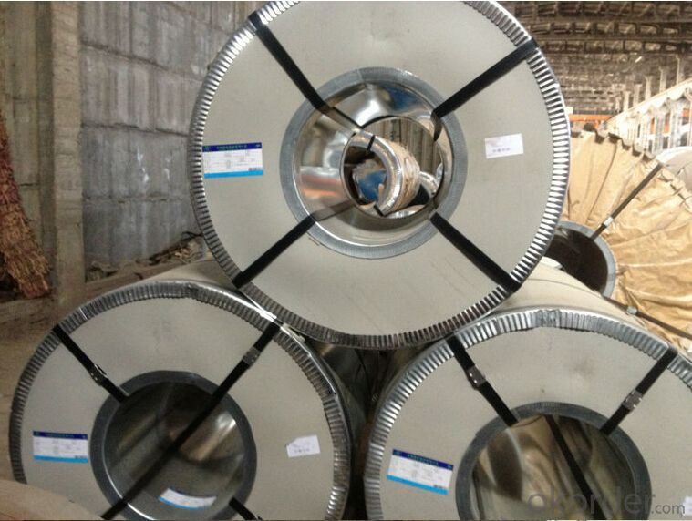 Galvanized Steel Coil / Galvanized Steel Sheet