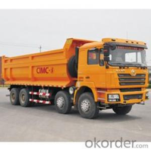 SHACMAN F3000 8X4 30 TONS 336HP DUMP TRUCK(TIPPER)