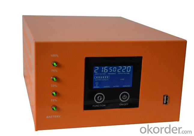 hot sale  2015 pure sine wave inverter with charger