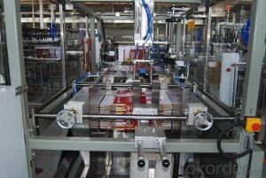 Carton erector(Hot melt glue)