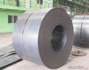 Carbon Hot Rolled Steel Coils