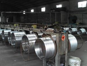 Class B Zinc Layer Of Wire