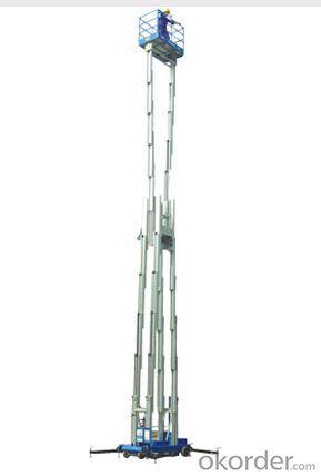 Multi-mast Aerial Work Platform-GTWY series