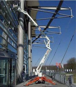 Self-propelled aerial working platform PSS180A