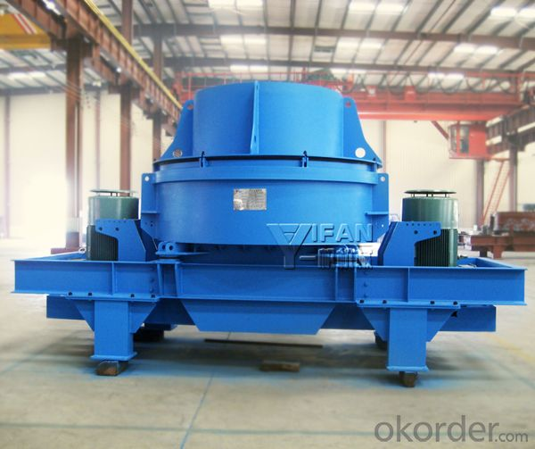 VI 3000 Vertical shaft impact crusher