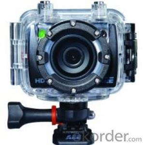 waterproof waterproof shell camera