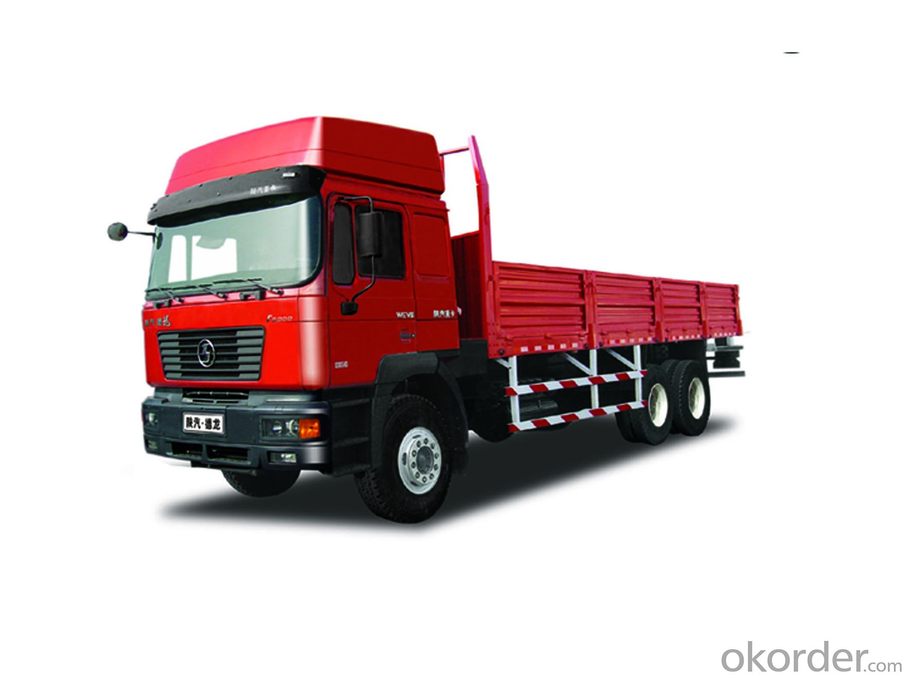 SHACMAN F2000 6X4 20 TONS 340HP CARGO TRUCK