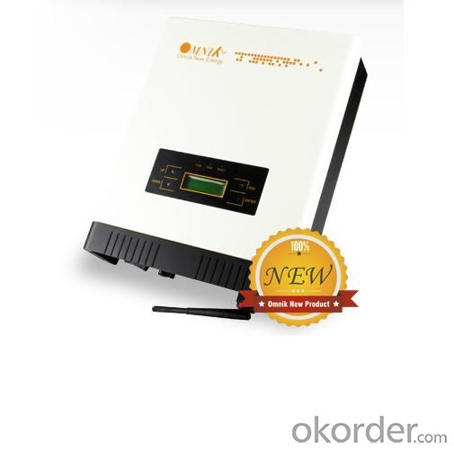 On grid solar inverter Omniksol-1.5k-TL2